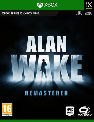 Einfach und sicher online bestellen: Alan Wake Remastered (PEGI) in Österreich kaufen.