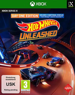 Einfach und sicher online bestellen: Hot Wheels Unleashed DayOne Edition + 2 Boni in Österreich kaufen.