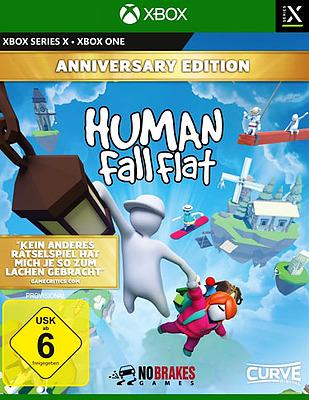 Einfach und sicher online bestellen: Human: Fall Flat Anniversary Edition in Österreich kaufen.