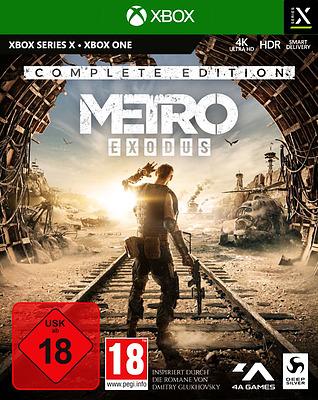 Einfach und sicher online bestellen: Metro Exodus Complete Edition in Österreich kaufen.