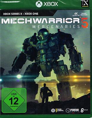 Einfach und sicher online bestellen: MechWarrior 5: Mercenaries in Österreich kaufen.