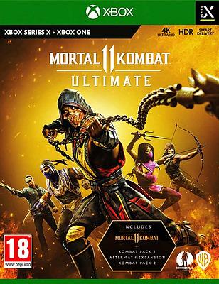 Einfach und sicher online bestellen: Mortal Kombat XI Ultimate Limited Steelbook Edit in Österreich kaufen.