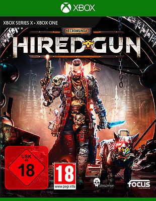 Einfach und sicher online bestellen: Necromunda: Hired Gun + 4 Boni in Österreich kaufen.