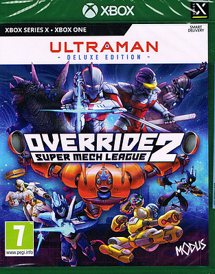 Einfach und sicher online bestellen: Override 2: Ultraman Deluxe Edition (PEGI) in Österreich kaufen.