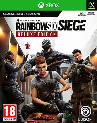 Einfach und sicher online bestellen: Tom Clancys Rainbow Six: Siege Deluxe (PEGI) in Österreich kaufen.