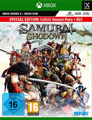 Einfach und sicher online bestellen: Samurai Shodown Special Edition in Österreich kaufen.