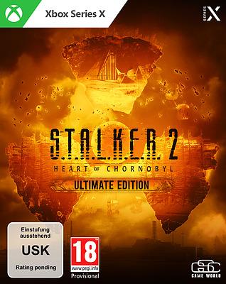 Einfach und sicher online bestellen: S.T.A.L.K.E.R 2 Heart of Chernobyl Ultimate Edi. in Österreich kaufen.