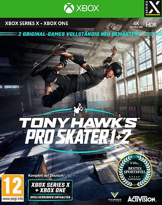 Einfach und sicher online bestellen: Tony Hawk's Pro Skater 1&2 Remastered in Österreich kaufen.