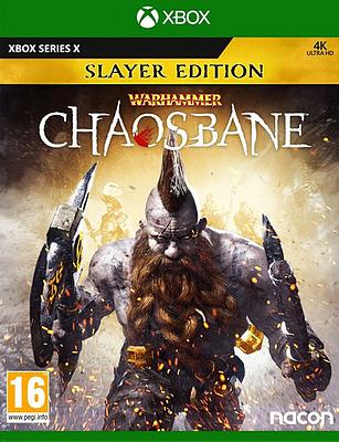 Einfach und sicher online bestellen: Warhammer Chaosbane Slayer Edition (PEGI) in Österreich kaufen.