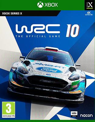 Einfach und sicher online bestellen: WRC 10 (PEGI) in Österreich kaufen.
