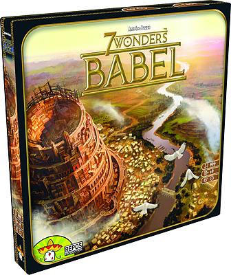 Einfach und sicher online bestellen: 7 Wonders - Babel Erweiterung in Österreich kaufen.