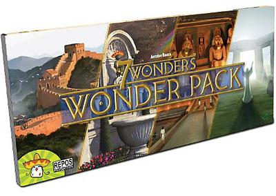 Einfach und sicher online bestellen: 7 Wonders - Wunder Pack in Österreich kaufen.