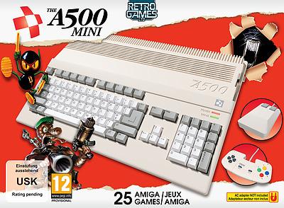 Einfach und sicher online bestellen: The A500 Mini in Österreich kaufen.