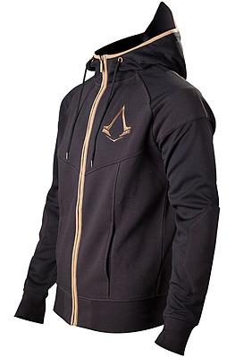 Einfach und sicher online bestellen: Assassins Creed Syndicate Kapuzenjacke Bronze Logo in Österreich kaufen.