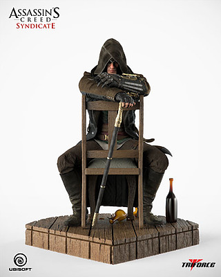 Einfach und sicher online bestellen: Assassins Creed Syndicate Statue Jacob Frye in Österreich kaufen.