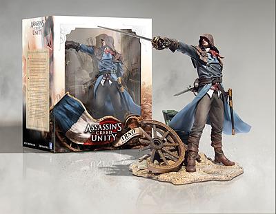 Einfach und sicher online bestellen: Assassins Creed: Unity Figur Arno in Österreich kaufen.