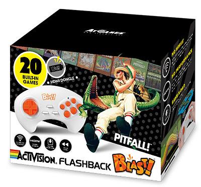 Einfach und sicher online bestellen: Activision Flashback Blast! in Österreich kaufen.
