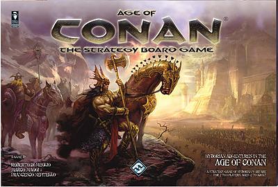 Einfach und sicher online bestellen: Age of Conan - The Strategy Board Game (US-Import) in Österreich kaufen.