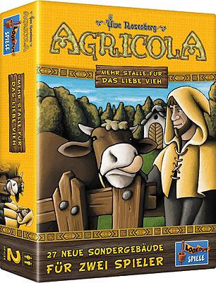 Einfach und sicher online bestellen: Agricola: Mehr Ställe für das liebe Vieh in Österreich kaufen.