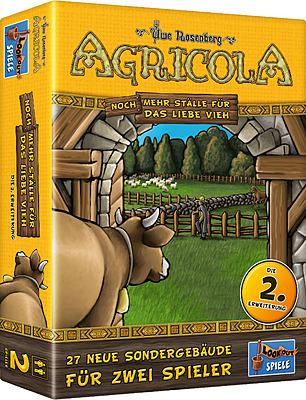 Einfach und sicher online bestellen: Agricola: Noch mehr Ställe für das liebe Vieh in Österreich kaufen.