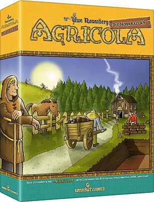 Einfach und sicher online bestellen: Agricola: Moorbauern in Österreich kaufen.