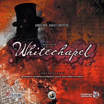 Einfach und sicher online bestellen: Die Akte Whitechapel - Neuauflage in Österreich kaufen.