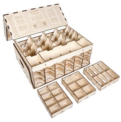Einfach und sicher online bestellen: Arkham Museum Crate in Österreich kaufen.