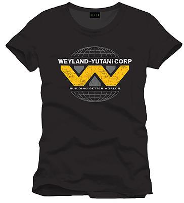 Einfach und sicher online bestellen: Alien T-Shirt Weyland-Yutani Corp. Größe M in Österreich kaufen.