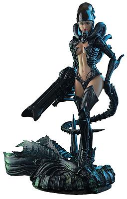 Einfach und sicher online bestellen: Alien vs Predator Actionfigur Alien Girl 1/6 in Österreich kaufen.