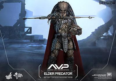 Einfach und sicher online bestellen: Alien vs. Predator Actionfigur Elder Predator 1/6 in Österreich kaufen.