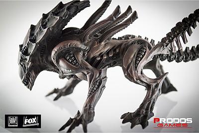 Einfach und sicher online bestellen: Alien vs. Predator Brettspiel Alien Crusher in Österreich kaufen.