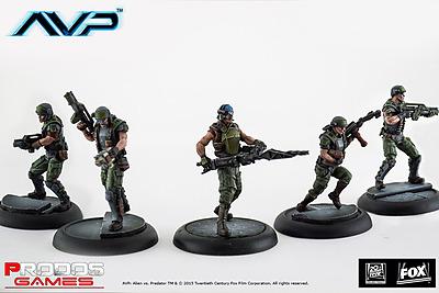 Einfach und sicher online bestellen: Alien vs. Predator USCM Colonial Marines in Österreich kaufen.