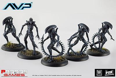 Einfach und sicher online bestellen: Alien vs. Predator Alien Infants in Österreich kaufen.