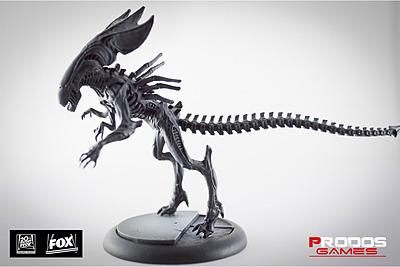 Einfach und sicher online bestellen: Alien vs. Predator Brettspiel Alien Queen in Österreich kaufen.