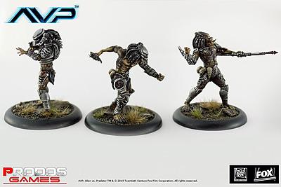 Einfach und sicher online bestellen: Alien vs. Predator Predators in Österreich kaufen.
