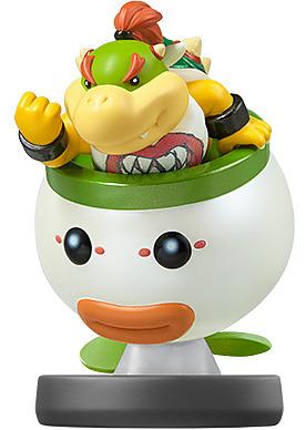 Einfach und sicher online bestellen: Nintendo Bowser Jr. amiibo in Österreich kaufen.