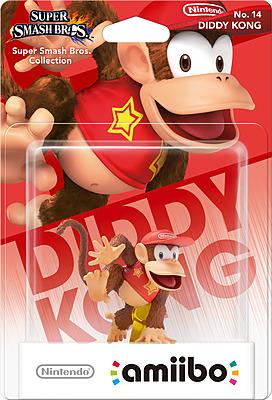 Einfach und sicher online bestellen: Nintendo Diddy Kong amiibo in Österreich kaufen.