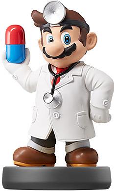 Einfach und sicher online bestellen: Nintendo Dr. Mario amiibo in Österreich kaufen.