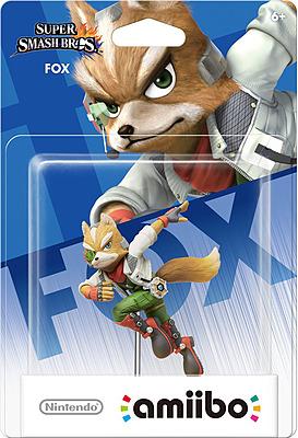 Einfach und sicher online bestellen: Nintendo Fox amiibo in Österreich kaufen.