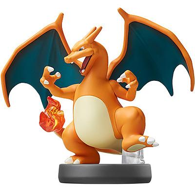 Einfach und sicher online bestellen: Nintendo Charizard amiibo in Österreich kaufen.