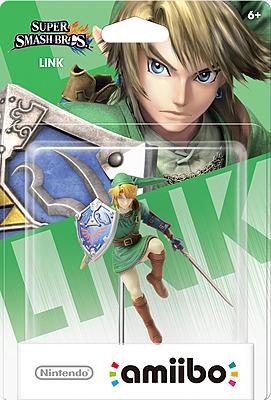 Einfach und sicher online bestellen: Nintendo Link amiibo in Österreich kaufen.