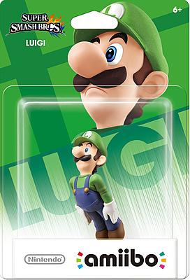 Einfach und sicher online bestellen: Nintendo Luigi amiibo in Österreich kaufen.