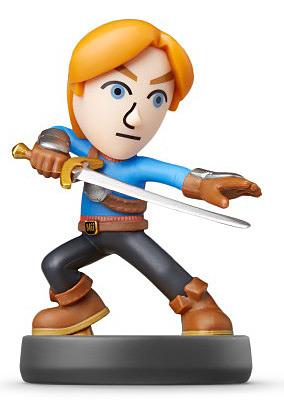 Einfach und sicher online bestellen: Nintendo Mii-Schwertkämpfer amiibo in Österreich kaufen.