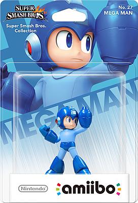 Einfach und sicher online bestellen: Nintendo Mega Man amiibo in Österreich kaufen.