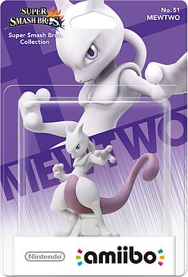 Einfach und sicher online bestellen: Nintendo Mewtwo amiibo in Österreich kaufen.
