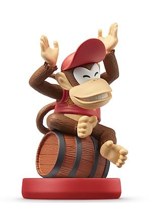 Einfach und sicher online bestellen: Nintendo Super Mario amiibo Diddy Kong in Österreich kaufen.
