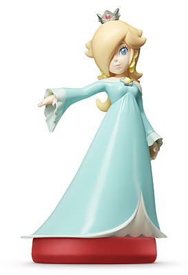 Einfach und sicher online bestellen: Nintendo Super Mario amiibo Rosalina in Österreich kaufen.