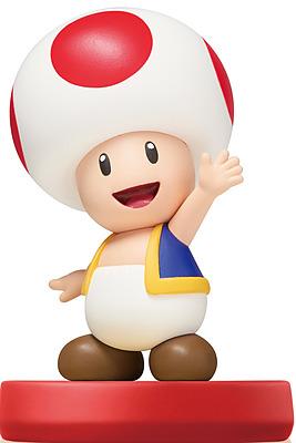 Einfach und sicher online bestellen: Nintendo Super Mario amiibo Toad in Österreich kaufen.