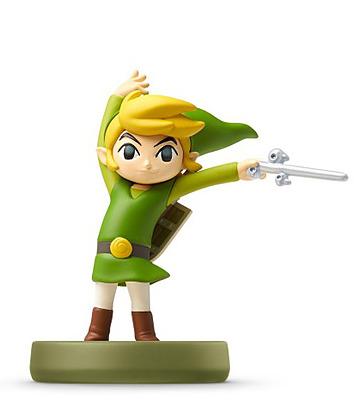 Einfach und sicher online bestellen: Nintendo Toon Link (The Wind Waker) amiibo in Österreich kaufen.