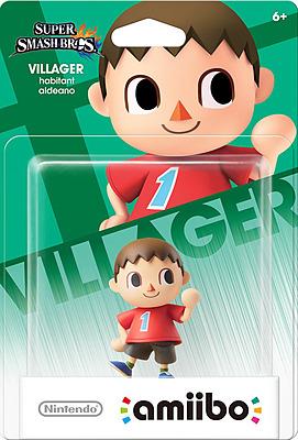 Einfach und sicher online bestellen: Nintendo Villager amiibo in Österreich kaufen.